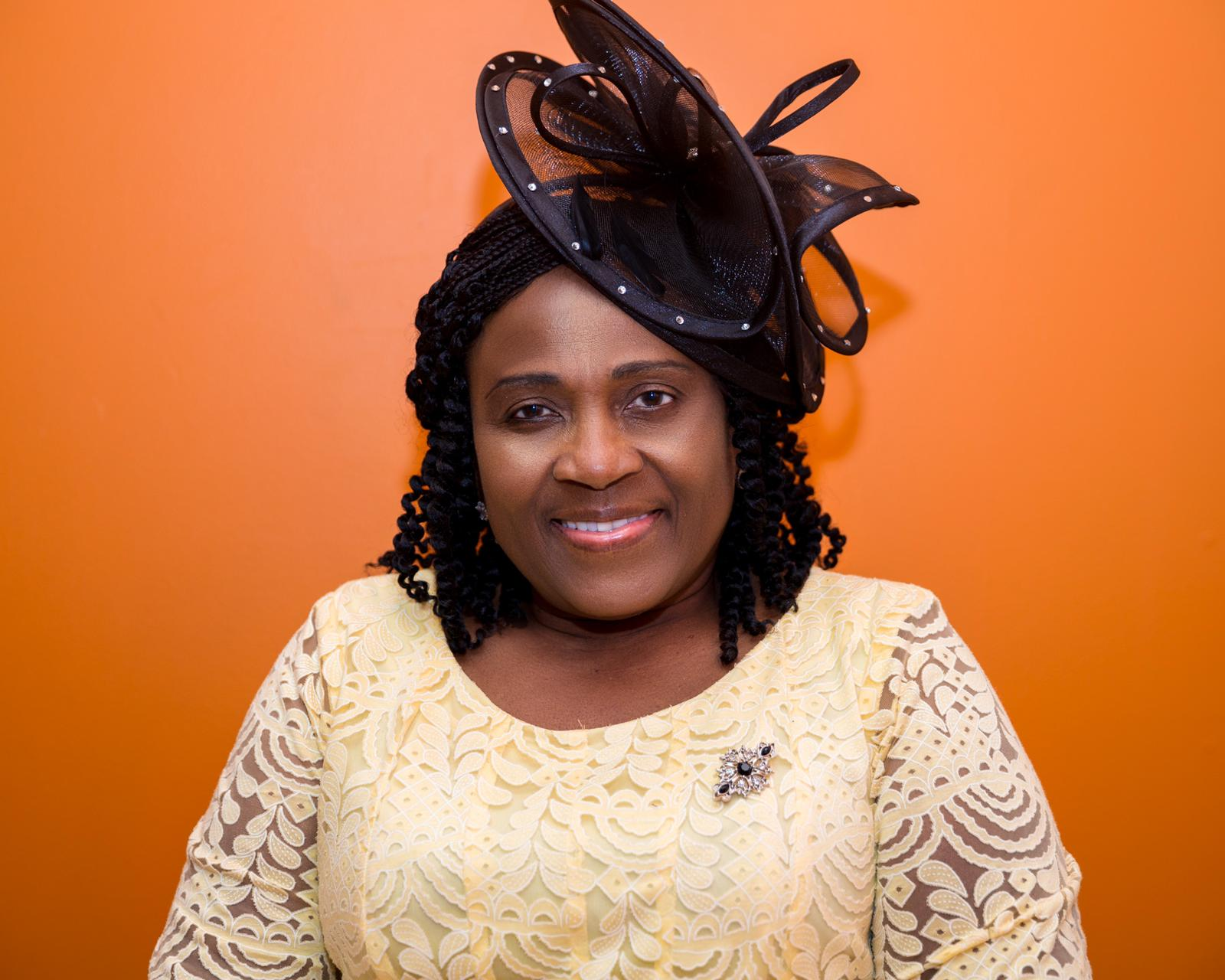 Pastor Georgeline Ogbu